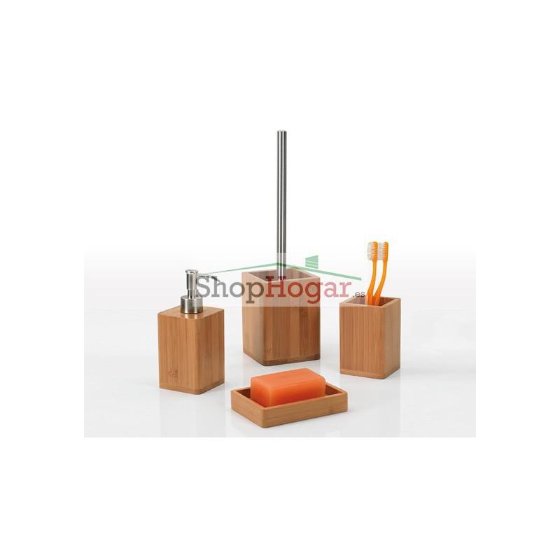 Accesorio gedy for Accesorios bano bambu