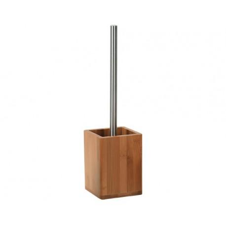 Escobillero Gedy bambú.