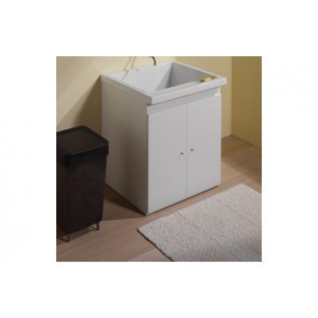 Mueble lavadero riba 75 unisan - Muebles para lavaderos ...