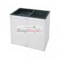 Mueble Aluminio para Lavadero Thor Syan