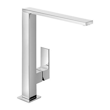 Monomando lavabo alto Slim-Tres caño 34x10 mm.