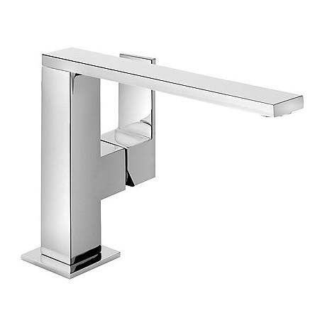 Monomando lavabo caño 34x10 mm Cuadro-Tres.