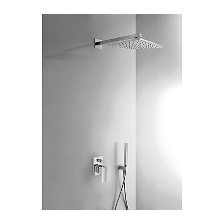 kit ducha monomando empotrado cuadro tres