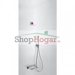 Kit electrónico bañera termostático empotrado Cuadro-Tres.