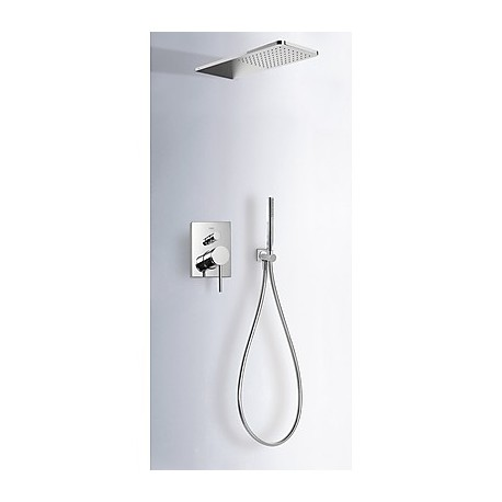 Kit MONO-TERM® de empotrar ducha Max-Tres.