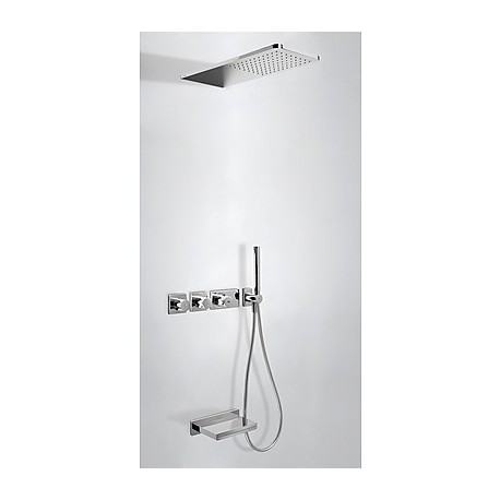 Kit bañera Termostática Max-Tres.