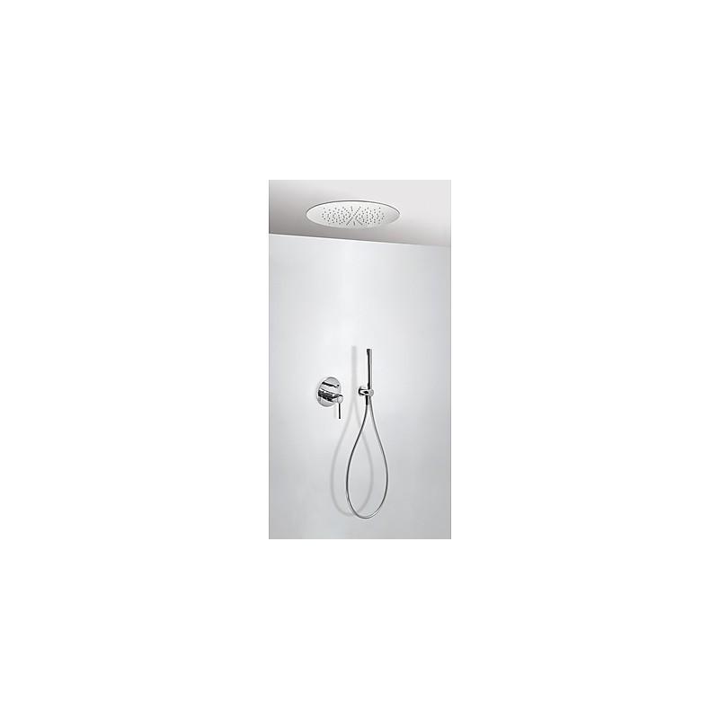 kit ducha monomando empotrado study tres