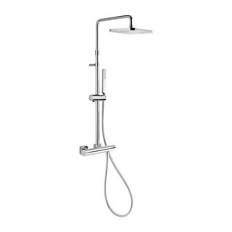 Conjunto ducha Termostática Loft-Tres.