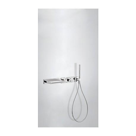 Kit bañera Termostática Loft-Tres.