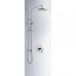 Kit MONO-TERM® de empotrar ducha Tres Grifería.