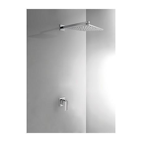Kit ducha monomando empotrado Tres Grifería.