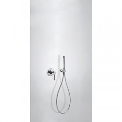 Kit ducha monomando empotrado Study-Tres.