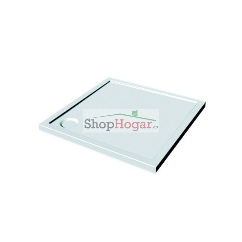 plato ducha 70 x 70 cm castilla urdaplast