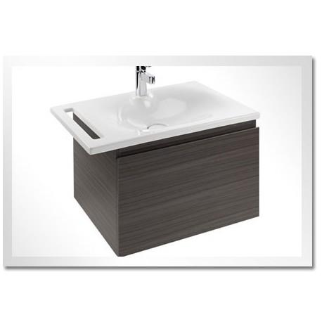 Lavabo Sobre mueble o Mural Unisan Clean 100 con toallero.