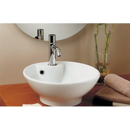 Lavabo Unisan Sobre mueble con orificio Algar 410.
