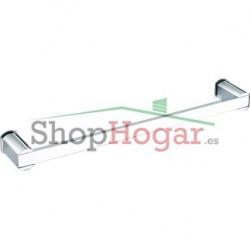 Toallero barra Baño Diseño 60,4 cm Pop.