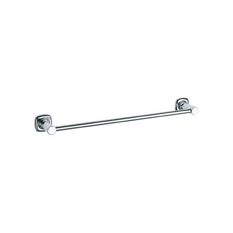 Toallero barra Baño Diseño 50 cm Dual.