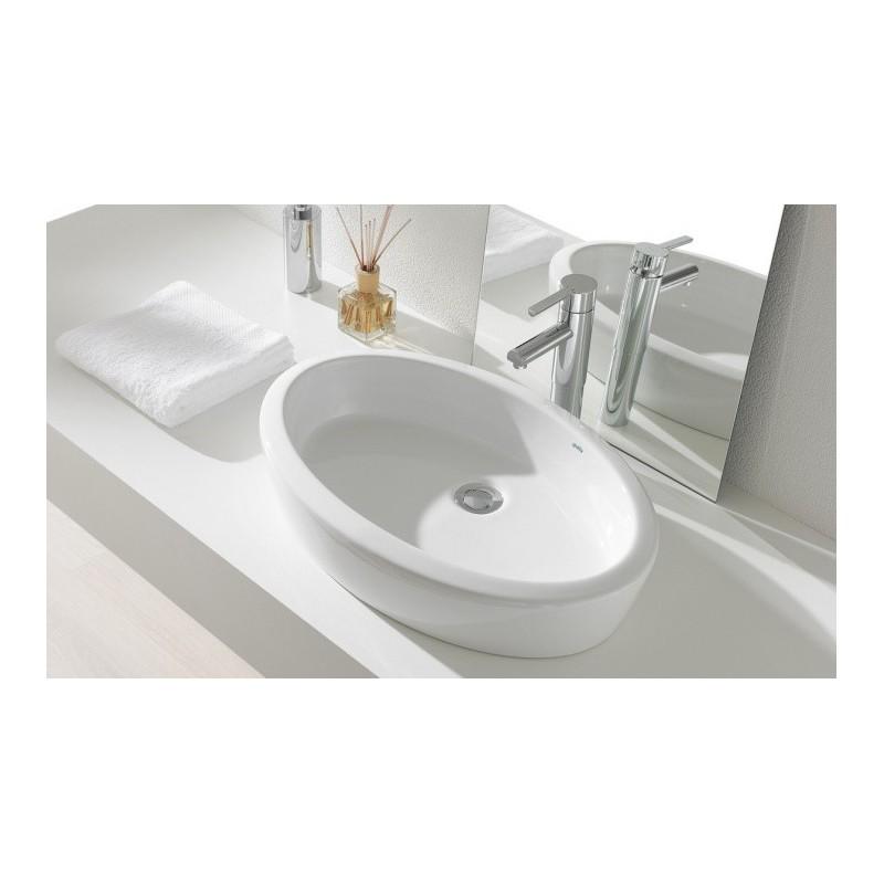 lavabos ovalados para bao lavabo ue lavabos sobre encimera ue lavabo gala sobre encimera ovalado lavabos ovalados para bao
