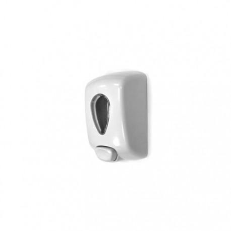 Dispensador de jabón 700 cc pulsador ABS Timblau.
