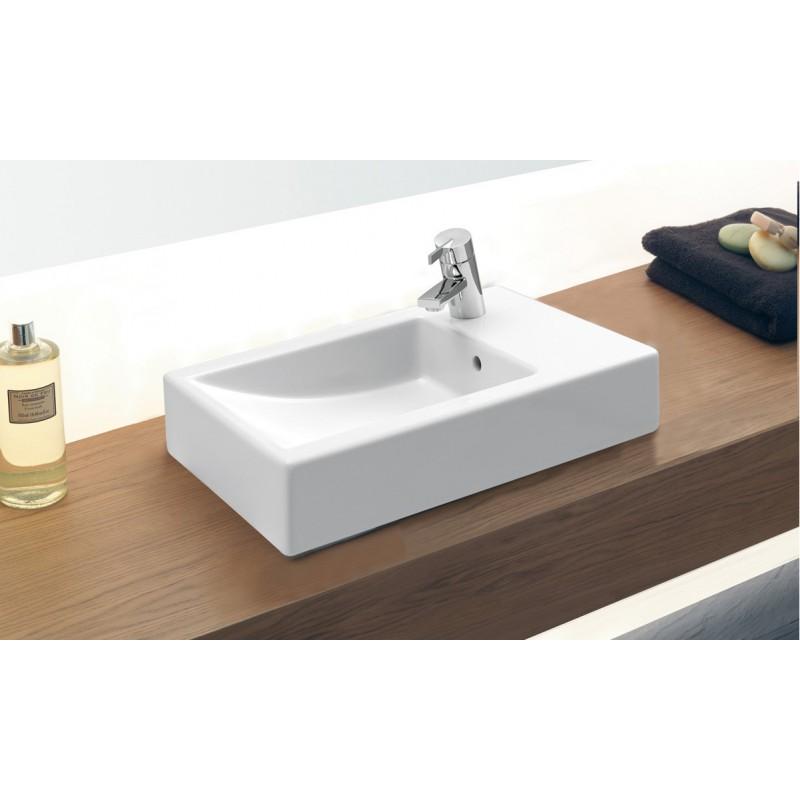 lavabo gala 50x35 cm cubic