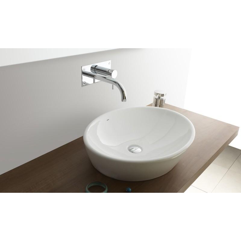 lavabo gala sobre encimera de 57 5 x 45 cm soft