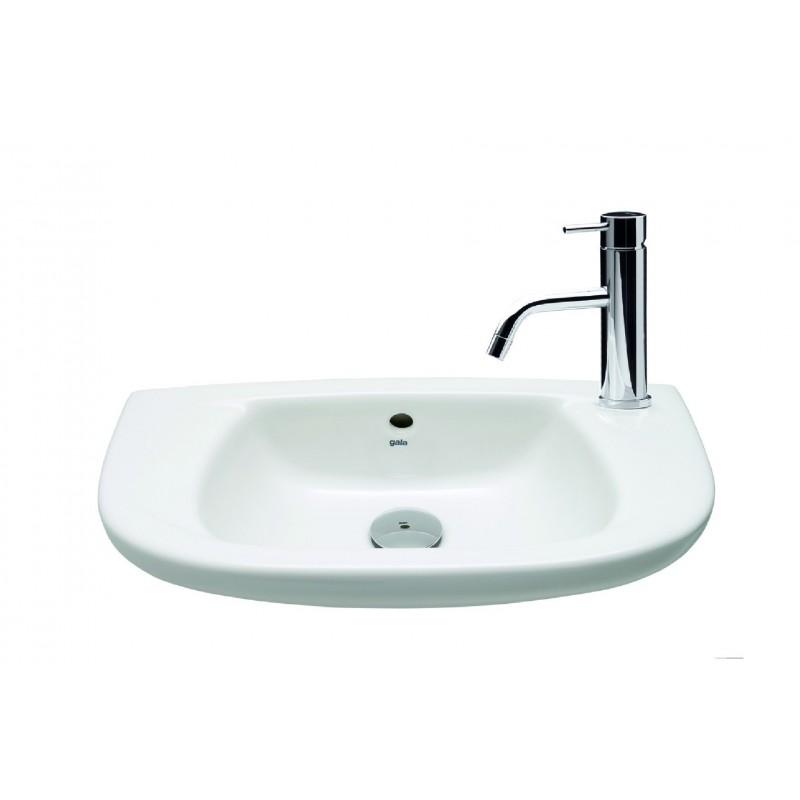 lavamanos gala 50 x 23 5 cm modelo sena