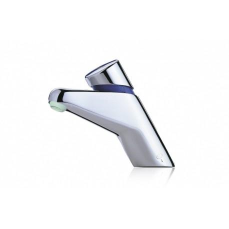 Grifo temporizado ecológico lavabo agua fría serie Presto 2000 ECO.