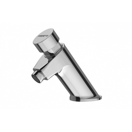 Grifo temporizado ecológico lavabo agua Caliente serie Presto Eco XT-LI.