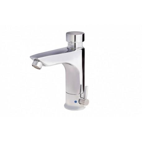 Mezclador temporizado ecológico lavabo Presto XT-LM.
