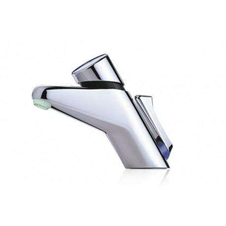 Mezclador temporizado ecológico lavabo Presto 2020 ECO.