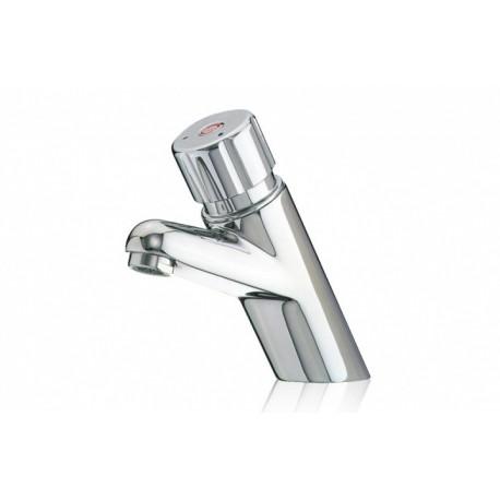 Mezclador temporizado ecológico lavabo Presto 4000 SBC ECO.