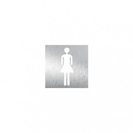 Pictograma o señalética Mujer de Timblau.