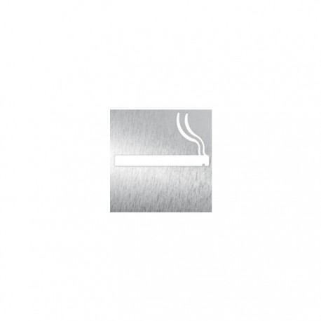 Pictograma o señalética NO Fumadores de Timblau.