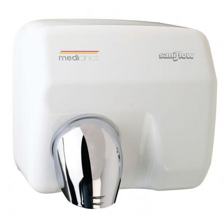 Secamanos accionamiento automático Saniflow® de Mediclinics.