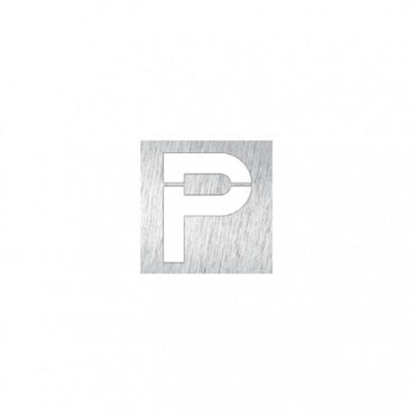 Pictograma o señalética Parking de Timblau.