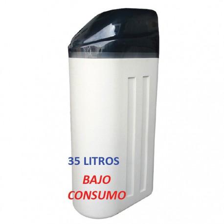 Descalcificador modelo Radikal Contra 25 L Rodríguez Calderón.