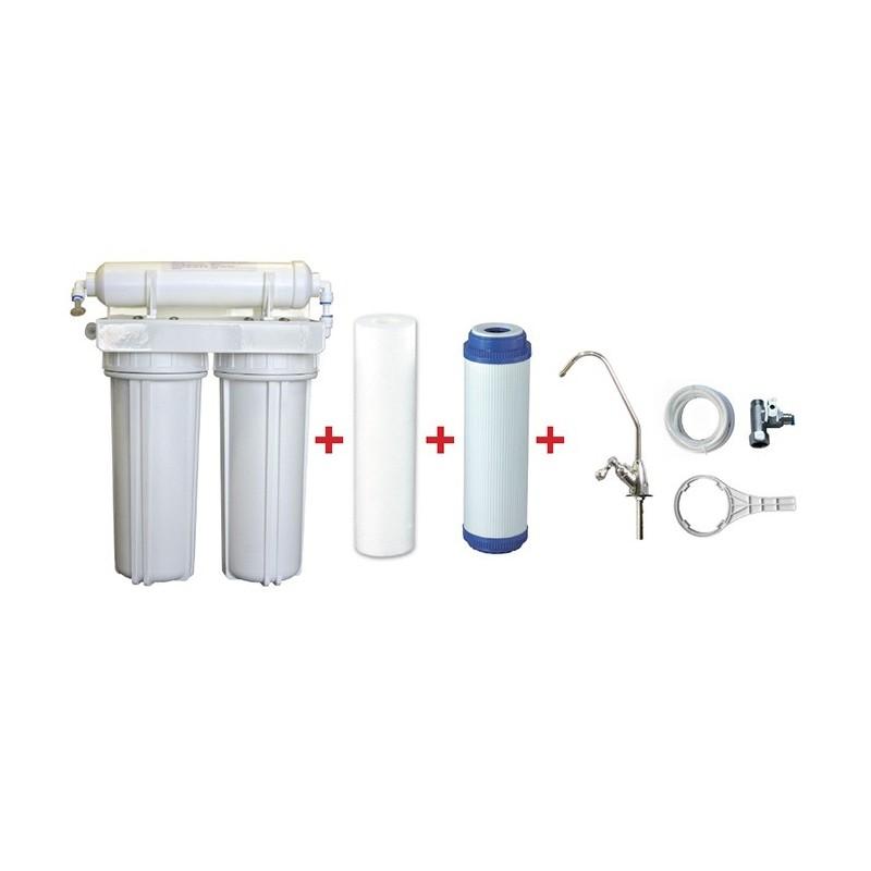 Filtro dispensador doble bajo encimera rodr guez calder n for Bajo encimera