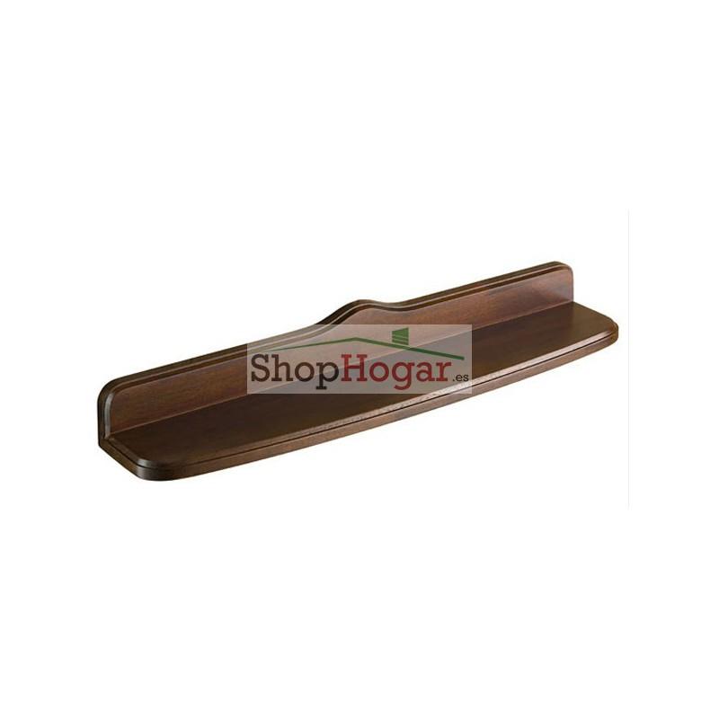 Estantes Para Baño En Madera: > Accesorios Madera Montana > Estante 55 cm Gedy de madera Montana