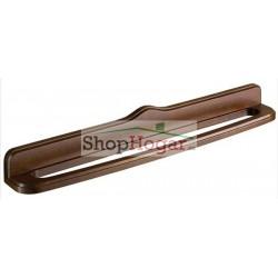 Toallero 60 cm Gedy de madera Montana.
