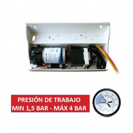 Kit bomba para ósmosis Rodriguez Calderón.