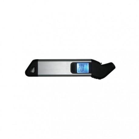 Medidor digital para presión de depósitos de equipos de osmosis.