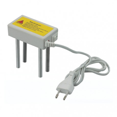 Medidor de calidad del agua Electrolyzer.