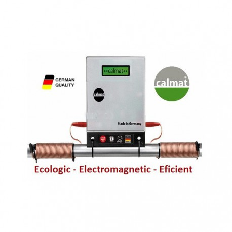 Descalcificador doméstico ecológico Calmat® de CWT-Internacional.
