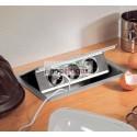 Enchufe Energy Box abatible Cucine Oggi.