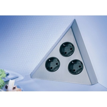 Enchufe Energy Box Triangle Cucine Oggi.