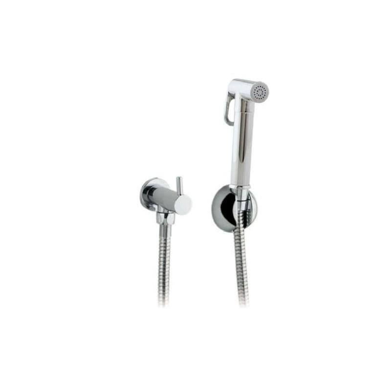 Conjunto llave paso cer mica de 1 2 ducha wc ramon soler for Llave de paso ducha