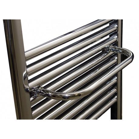 Toallero cromado curvo para radiador secatoallas rodr guez for Precio radiador toallero