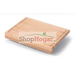 Tabla de madera con faldón Cucine Oggi.