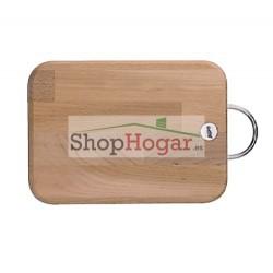 Tabla de madera pequeña con soporte para colgar Cucine Oggi.
