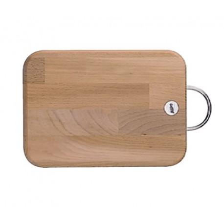 Tabla de madera peque a con soporte para colgar cucine oggi - Tablas de planchar pequenas ...